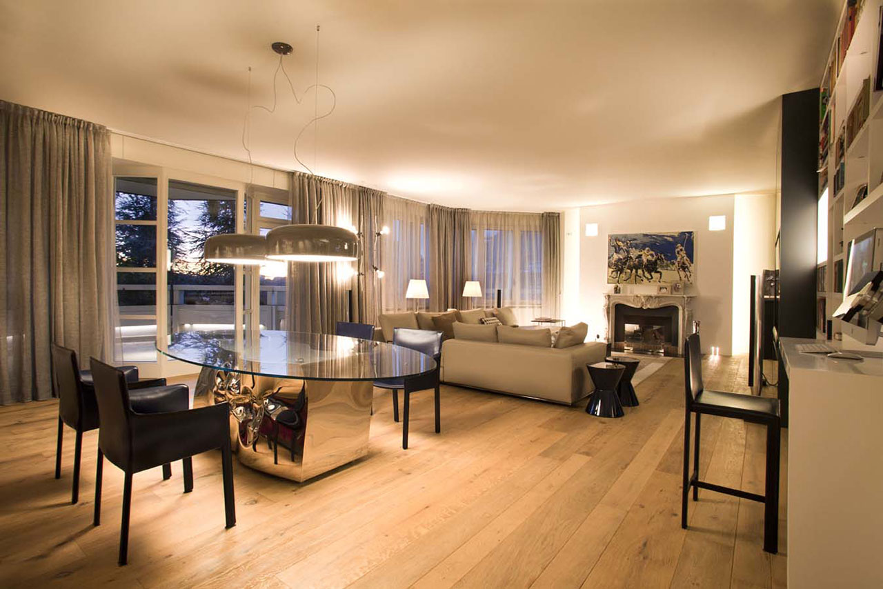Comfort e design a milano living ellepi interior design for Interior design agency milano